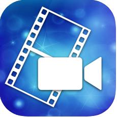 パワーディレクターのアプリ画像